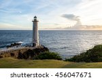 Lighthouse Of Vieux Fort At...