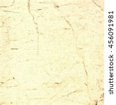 vintage old paper texture. | Shutterstock . vector #456091981