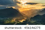 My Hometown Jesenice On A Very...