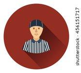 american football referee icon. ...