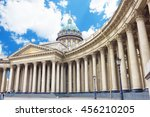 Kazan Cathedral In St...