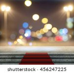 stage lighting background 3d | Shutterstock . vector #456247225