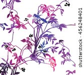 Seamless Colorful Pattern With...