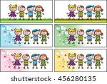 four kids bookmarks