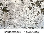 A Texture Of Cracked Paint On ...