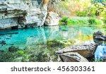 Pratinha Grotto In Chapada...