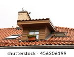 windows are the eyes at home | Shutterstock . vector #456306199