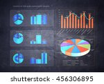 data statistics background .