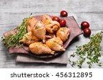 Chicken Poultry Meat Legs...