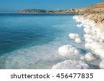 dead sea | Shutterstock . vector #456477835