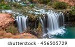 havasupai falls  arizona | Shutterstock . vector #456505729