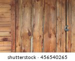 Wooden Texture Background With...