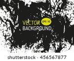 grunge background of crumpled... | Shutterstock .eps vector #456567877