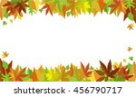 autumn background | Shutterstock .eps vector #456790717