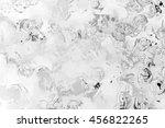 white chromium liquid... | Shutterstock . vector #456822265