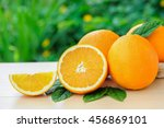 Orange  Half Of Orange...
