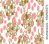 cute seamless pattern with...   Shutterstock .eps vector #456905371