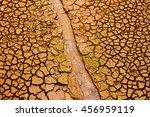 crack soil after run out of... | Shutterstock . vector #456959119