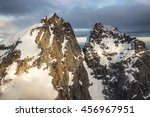 Aerial Landscape Of The...