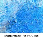 abstract background of blue... | Shutterstock . vector #456973405
