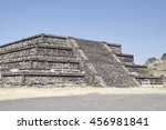 teotihuacan  mexico | Shutterstock . vector #456981841