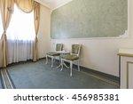 hotel room interior | Shutterstock . vector #456985381