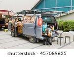 bangkok  thailand july 7  2016  ... | Shutterstock . vector #457089625