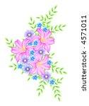 bouquet | Shutterstock . vector #4571011