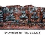 buddha statue at wat
