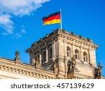 high dynamic range hdr... | Shutterstock . vector #457139629