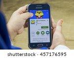 sarawak  malaysia   july 24 th  ...   Shutterstock . vector #457176595