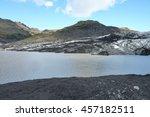 solheimajokull 5 | Shutterstock . vector #457182511
