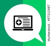 e health vector icon   Shutterstock .eps vector #457212487