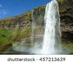 seljalandsfoss 6 | Shutterstock . vector #457213639