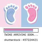 Twins Arriving Soon