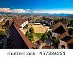 Ljubljana View Fron Upper Town...
