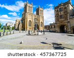 historic sites in the city of Bristol, England