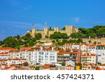 lisboa  portugal  lisbon... | Shutterstock . vector #457424371