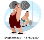 vector illustration of a... | Shutterstock .eps vector #457501264