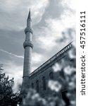 an image of mosque   Shutterstock . vector #457516111