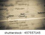 Red Cloud. Nebraska. Usa