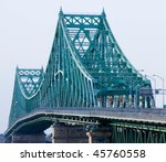 Jacques Cartier Bridge In...