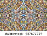 Colorful Pattern Ceramic Tiles.