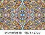 Colorful Pattern Ceramic Tiles.