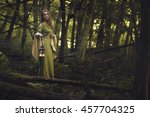 Green Lady Of The Woods....