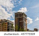 apartment building in kazan | Shutterstock . vector #457775509