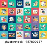 business concept design | Shutterstock .eps vector #457800187