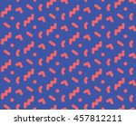 seamless background pattern in... | Shutterstock .eps vector #457812211