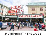 Pike Place Market Or Public...
