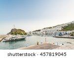 marina del este  spain   july... | Shutterstock . vector #457819045